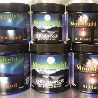 Moonlight Herbal Blends and Kratom Capsules [CBD Enhanced Blends and capsules Now Available!]